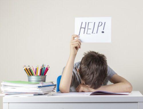 Les troubles de l'enfant : le syndrome dysexécutif